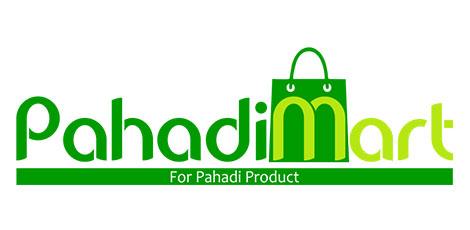 Pahadi Mart | Logo Design