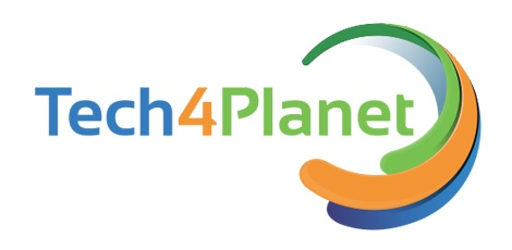 Tech4Planet | Logo Design