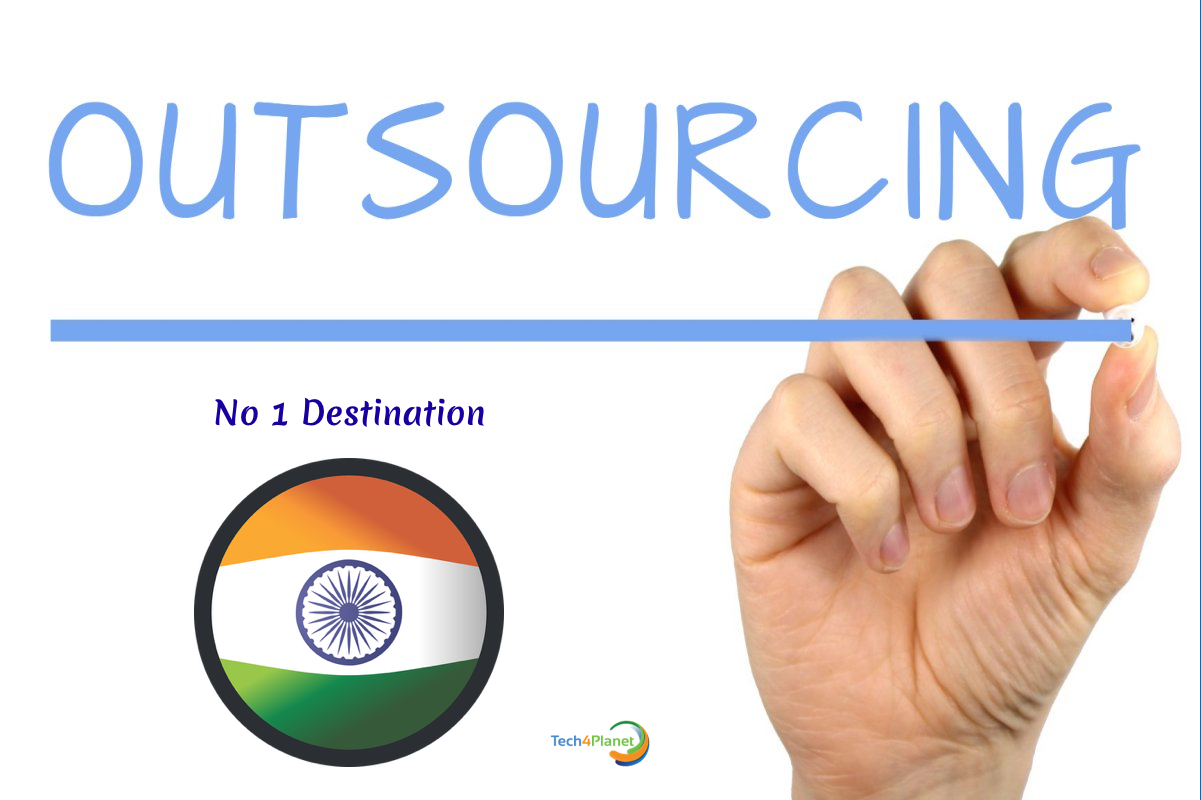 Why Should You Outsource Projects to India?